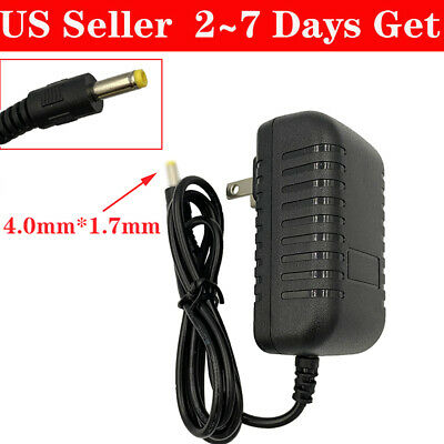 $8.68 • Buy AC 100-240V To 6V 2A DC Power Supply Adapter With 4.0mm X 1.7mm Tip Center +