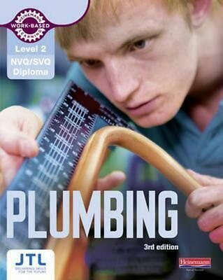 Level 2 NVQ/SVQ Plumbing Candidate Handbook 3rd Edition By Jtl Training (English • 39.53£