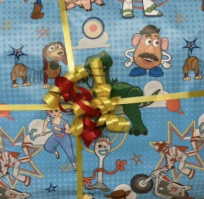 £14.99 • Buy Toy Story Pass The Parcel Ready Made 8/10/12/14/16 Layer+mainprize