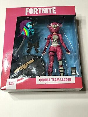 $ CDN19.70 • Buy Fortnite Cuddle Team Leader 7 Inch Action Figure By McFarlane Fortnight Series 1