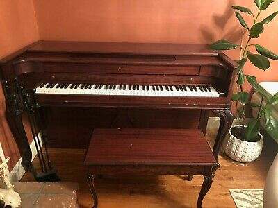 $300 • Buy Acrosonic Piano By Baldwin, Great Condition, Bench Included
