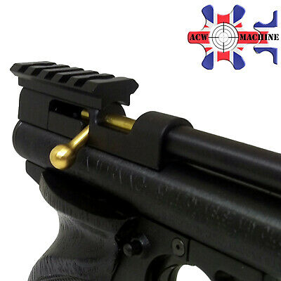 Crosman Scope Mount Picatinny Rail Adaptor 2240 - 2250 - 2260 • 14.95£