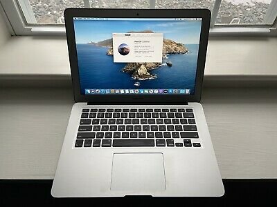 $202.50 • Buy Apple MacBook Air 2015 13.3  Laptop, MacOS Catalina, 256 GB SSD, 1.6 GHz I5