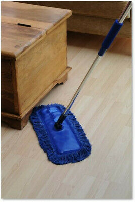 The Original Home Valet® Professional Waxed Floor Duster With UK Allergy Award • 12.95£