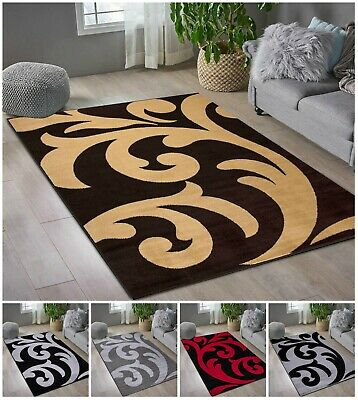 New Modern Large Rugs Living Room Carpets Floor Mat Rug Runner Bedroom Carpets • 44.95£