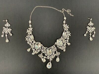 AU9.95 • Buy NEW Necklace And Earnings Unwanted Gift