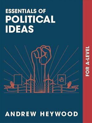 Essentials Of Political Ideas For A Level By Andrew Heywood 9781137611673 • 27.48£
