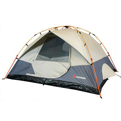 AU249.99 • Buy Caribee Spider 4 Man Easy Up Tent