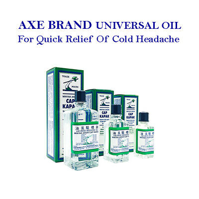 $16.90 • Buy AXE BRAND Universal Oil First Aid Headache Pain Insect Bites