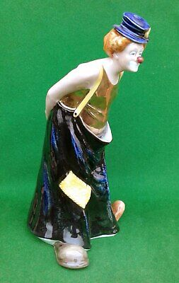 Royal Doulton - Tip-toe (clown) - Artists Sample - Hn3293. • 299.99£