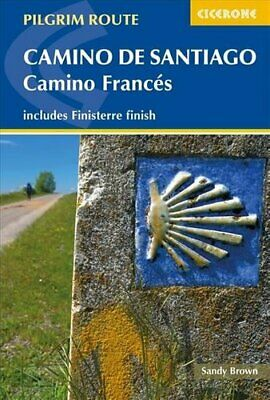£14.47 • Buy Camino De Santiago: Camino Frances Guide And Map Book - Include... 9781786310040