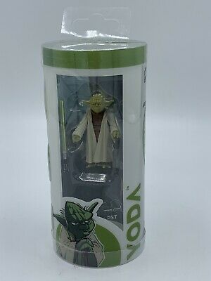 AU19.68 • Buy Star Wars Galaxy Of Adventures YODA 3.75  Figure W Mini Baby Comic NEW TOY NIB