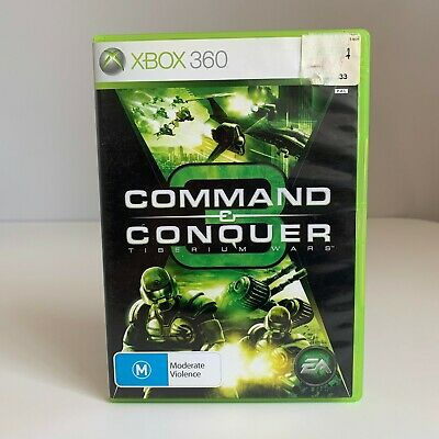 AU7.99 • Buy Command & Conquer 3: Tiberium Wars (Xbox 360) Game (Xbox One Compatible)