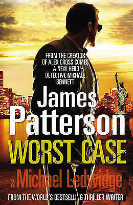 AU14.90 • Buy Worst Case By James Patterson - Small Paperback SAVE 25% Bulk Book Discount .