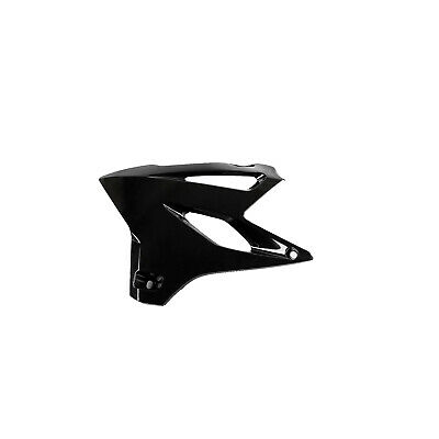 AU79.99 • Buy UFO Plastic RADIATOR SHROUDS Yamaha Motor Bike YZ85 2015-2019 Model BLACK