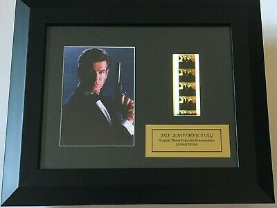 James Bond 007 'DIE ANOTHER DAY' Limited Edition Original Film Cell Memorabilia  • 27.50£