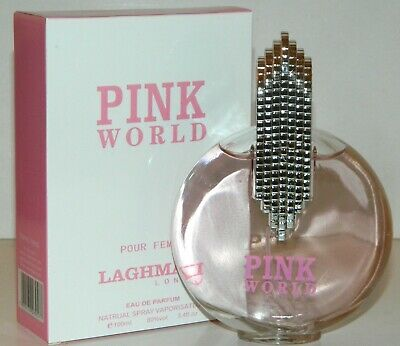 Pink World Ladies Perfume Beautiful Fragrance For Women 100ml • 5.50£