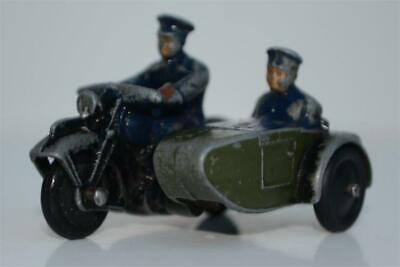 Dinky Toys - Police Motorcycle Patrol With Sidecar • 8.50£