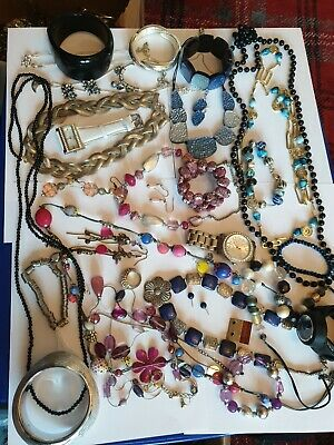 Vintage And Modern Jewellery Joblot Collection Bundle All Wearable  • 2.49£