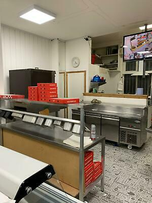 Pizza Shop And Lease For Sale In Newhaven, Rent £5000 Year No Business Rates • 10,000£