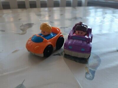 Fisher Price Little People Cars • 7£
