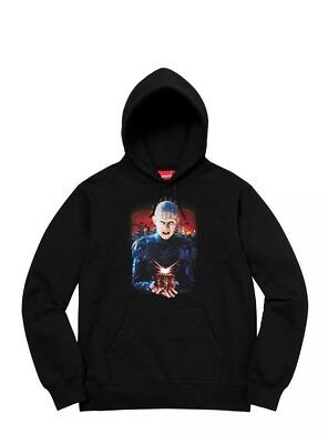 $ CDN334.15 • Buy New Supreme Hellraiser Black Hoodie Hoody Medium M