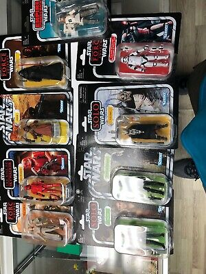 $ CDN132.41 • Buy STAR WARS Vintage Collection Sith, Rey. Jawa, Kylo, Enfys, Solo, And More  Lot