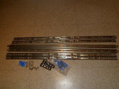 Stainless Steel Wall Extension/starter Kit, 6 X 1.1m Lengths. Left Overs • 10£