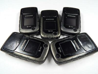 $ CDN72.90 • Buy Lot Of 5 Samsung Rugby 2 SGH-A847  (AT&T)  Cellular Phones Grade  C