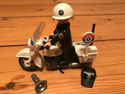 PLAYMOBIL City Action Police Bike  • 1.60£