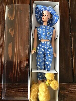 $ CDN258.03 • Buy OOAK Vintage Bild Lilli Barbie #1 Clone Hong Kong Ponytail Doll Nice Body!