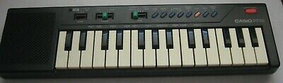 $17.95 • Buy CASIO PT-10 Keyboard Vintage 80's Mini Portable Electronic Instrument