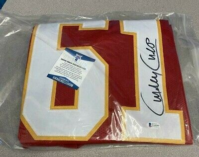 $ CDN3.33 • Buy 2019 Leaf Curly Culp Full Size NFL Jersey Auto Autograph. Signed! KC Chiefs