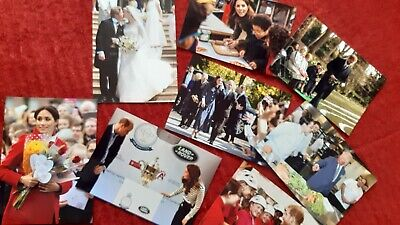 Collection Of Royal Family  Photographs PRESS PHOTOS: Catherine.  Meghan.  Etc • 14.99£