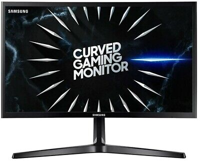 AU229 • Buy SAMSUNG LC24RG50FQEXXY , 24  FHD Curved VA LED Computer Gaming Monitor 144Hz 4ms