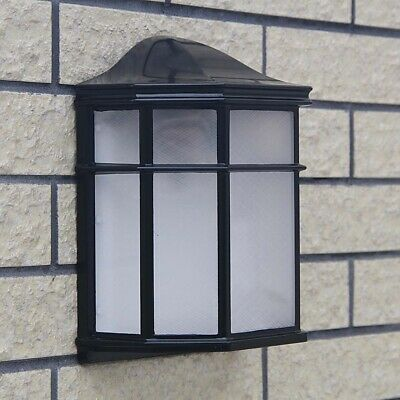 Retro Vintage Wall Light Lantern Holder Sconce Lamp Bulb Socket E27 Fixture • 9.89£