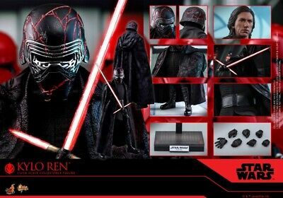 $ CDN108.44 • Buy Hot Toys 1/6 Star Wars The Rise Of Skywalker Kylo Ren Soldier Figure Toy MMS560