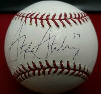 $ CDN1.31 • Buy Stephen Strasburg Autographed Hand Signed #37 Major League Baseball