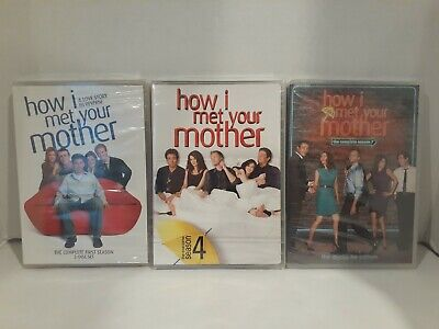 $15 • Buy How I Met Your Mother Seasons 1, 4, And 7
