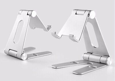 $8.99 • Buy Adjustable Stand For Cell Phone & Tablet Foldable & Portable Universal Stand