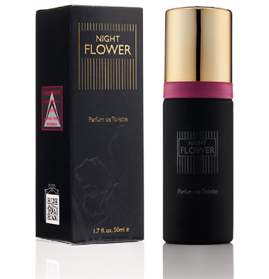 Night Flower Milton Lloyd - Perfume Fragrance For Women 50ml Parfum De Toilette • 6.25£