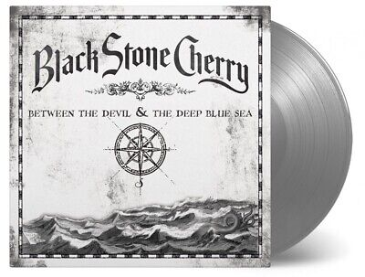 Black Stone Cherry 'Between The Devil And The Deep Blue Sea' Silver Vinyl - NEW • 21.99£