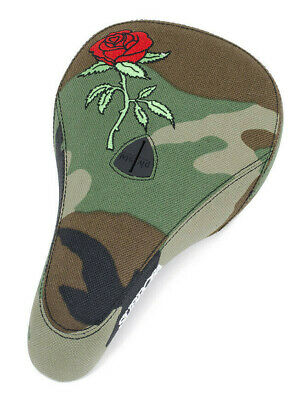 $37.99 • Buy Subrosa Rose Pivotal Mid Bmx Bike Bicycle Seat Fits Shadow Se Haro Cult Camo New