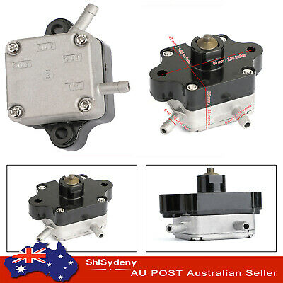 AU33.99 • Buy 66M-24410-10-00 / 11-00 Fuel Pump For Yamaha 4-Stroke 9.9HP 15HP Outboard Motor