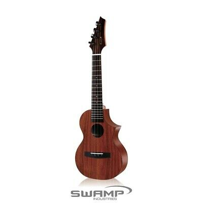AU209.99 • Buy Enya EUT-X1C HPL Tenor Ukulele With Cutaway With Gig Bag And Accessories