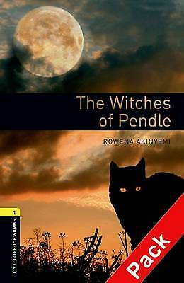 Oxford Bookworms Library: Level 1:: The Witches Of Pendle Aud... - 9780194788922 • 14.44£