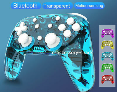 $29.99 • Buy Bluetooth Wireless Pro Controller Rechargeable Gamepad For Nintendo Switch