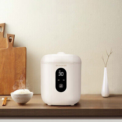 AU102.30 • Buy Xiaomi Ocooker Mini Small Rice Cooker 1.2L Intelligent Electric Cook PFA Powder