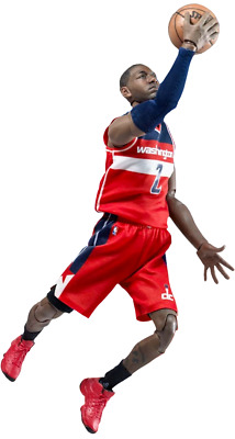 $93.68 • Buy NBA - John Wall 1/9th Scale Motion Masterpiece Action Figure (Enterbay) #NEW