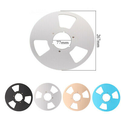 10  Reel To Reel Master Recorder Empty Tape Spool For Telefunkunm Studer Nagra S • 40.01£